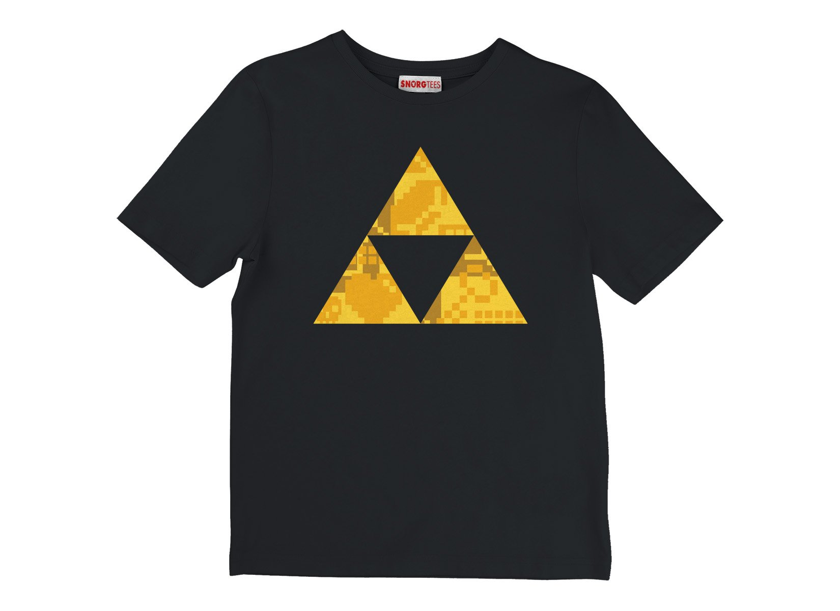 Triforce on Kids T-Shirt