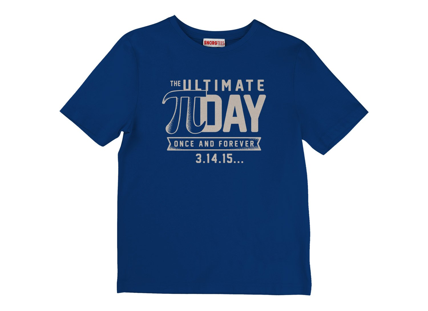 The Ultimate Pi Day on Kids T-Shirt