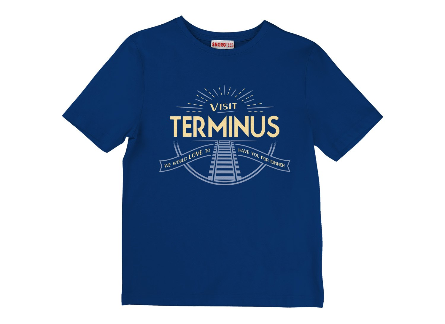 Visit Terminus on Kids T-Shirt