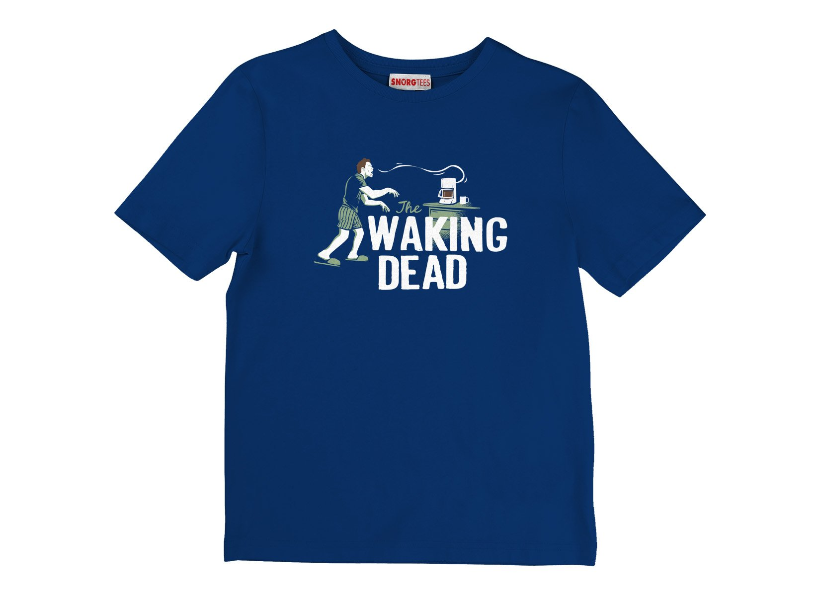 The Waking Dead on Kids T-Shirt