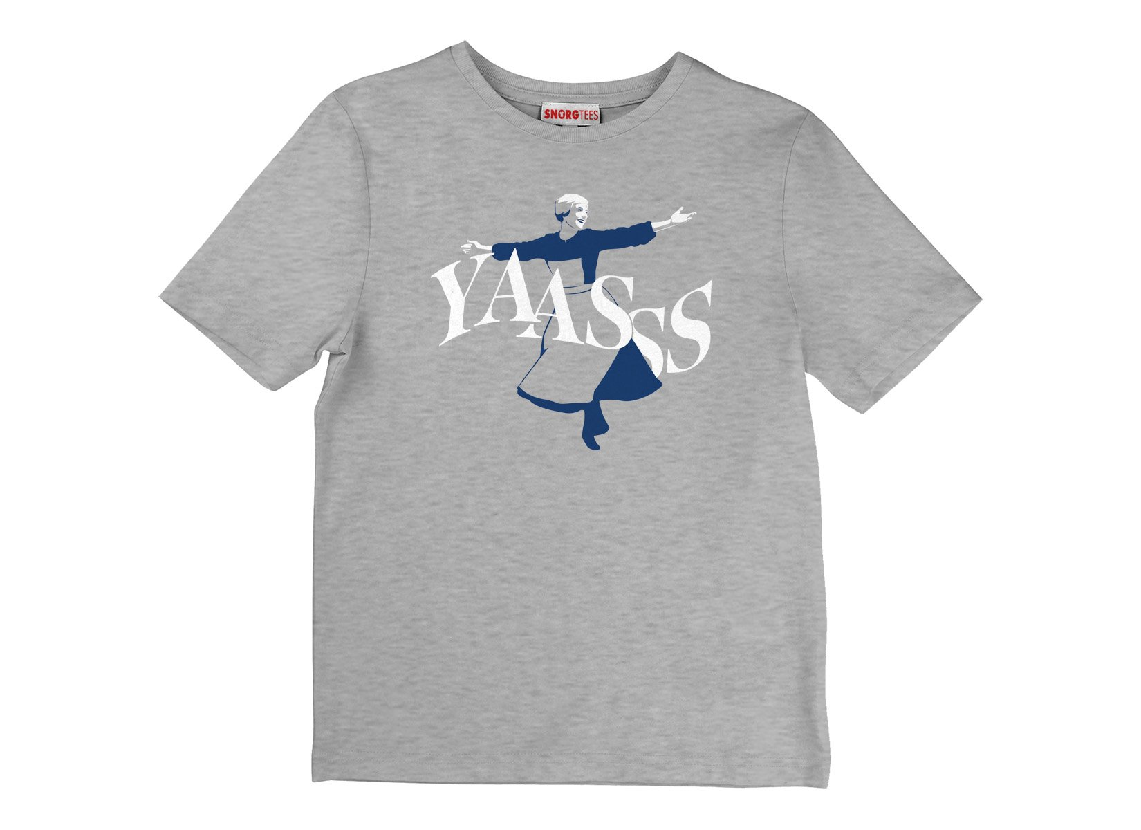 YAASSS on Kids T-Shirt