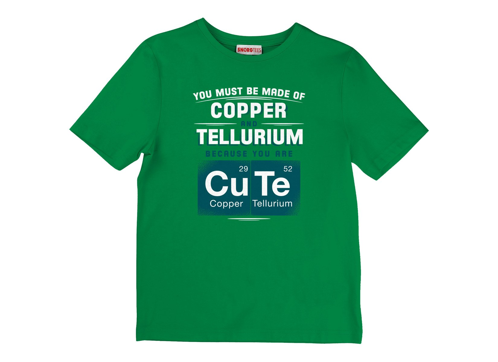 You Are CuTe on Kids T-Shirt