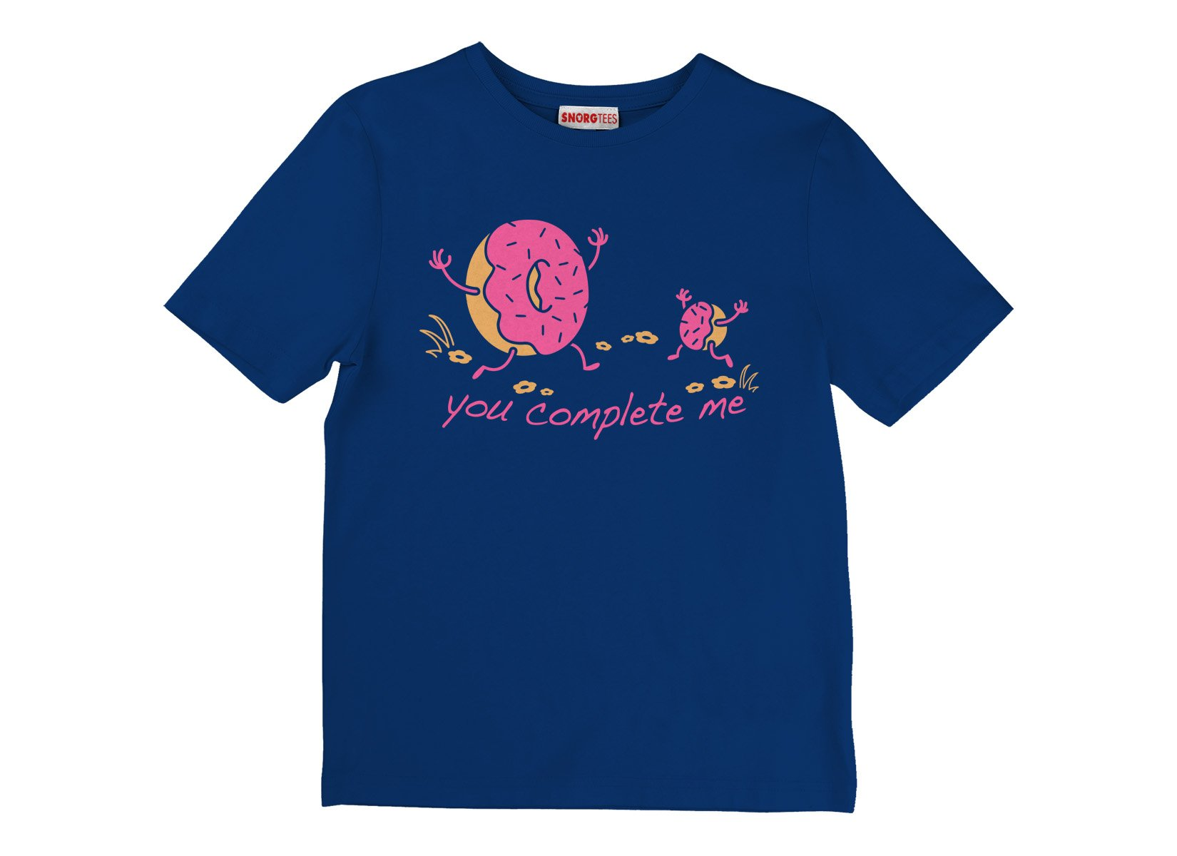 You Complete Me on Kids T-Shirt