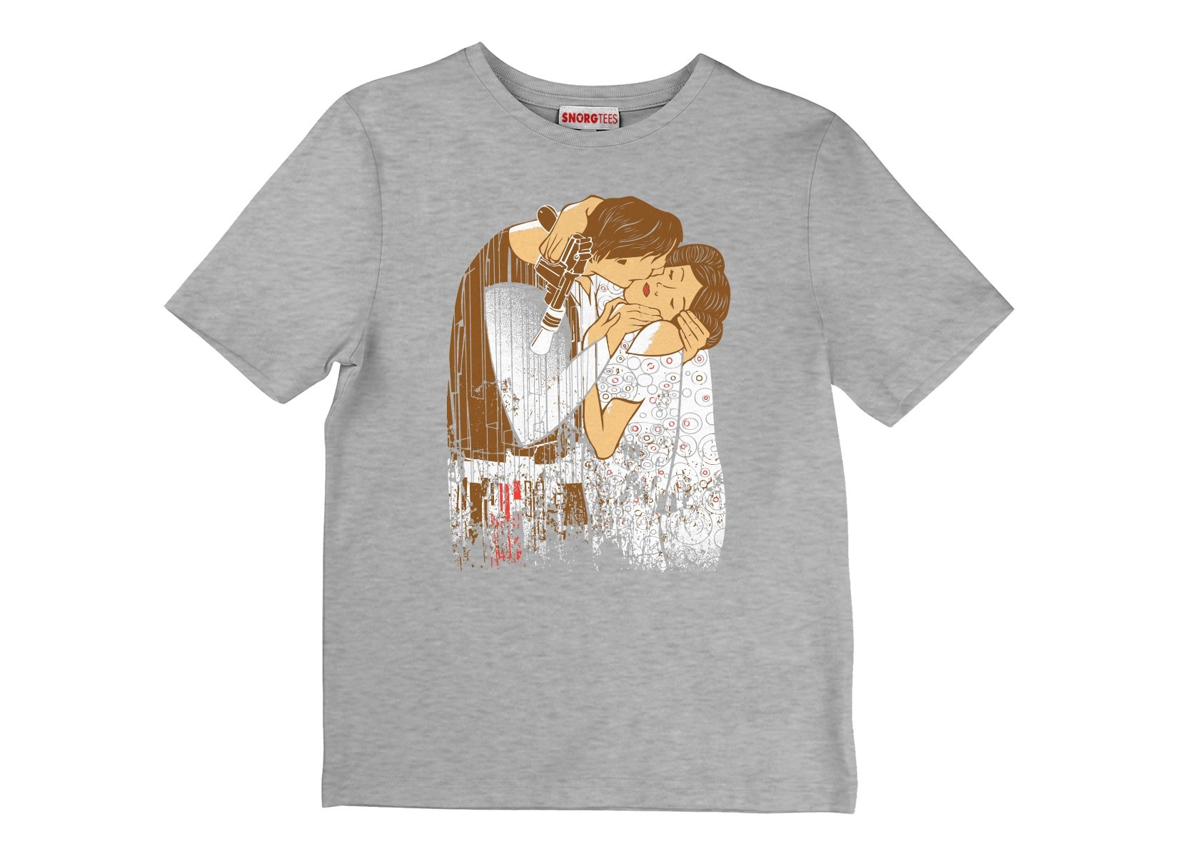 The Kiss on Kids T-Shirt