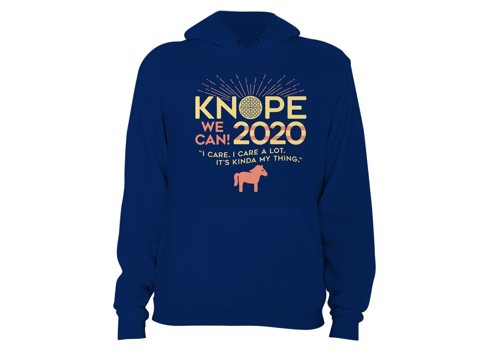 Knope 2020 on Hoodie