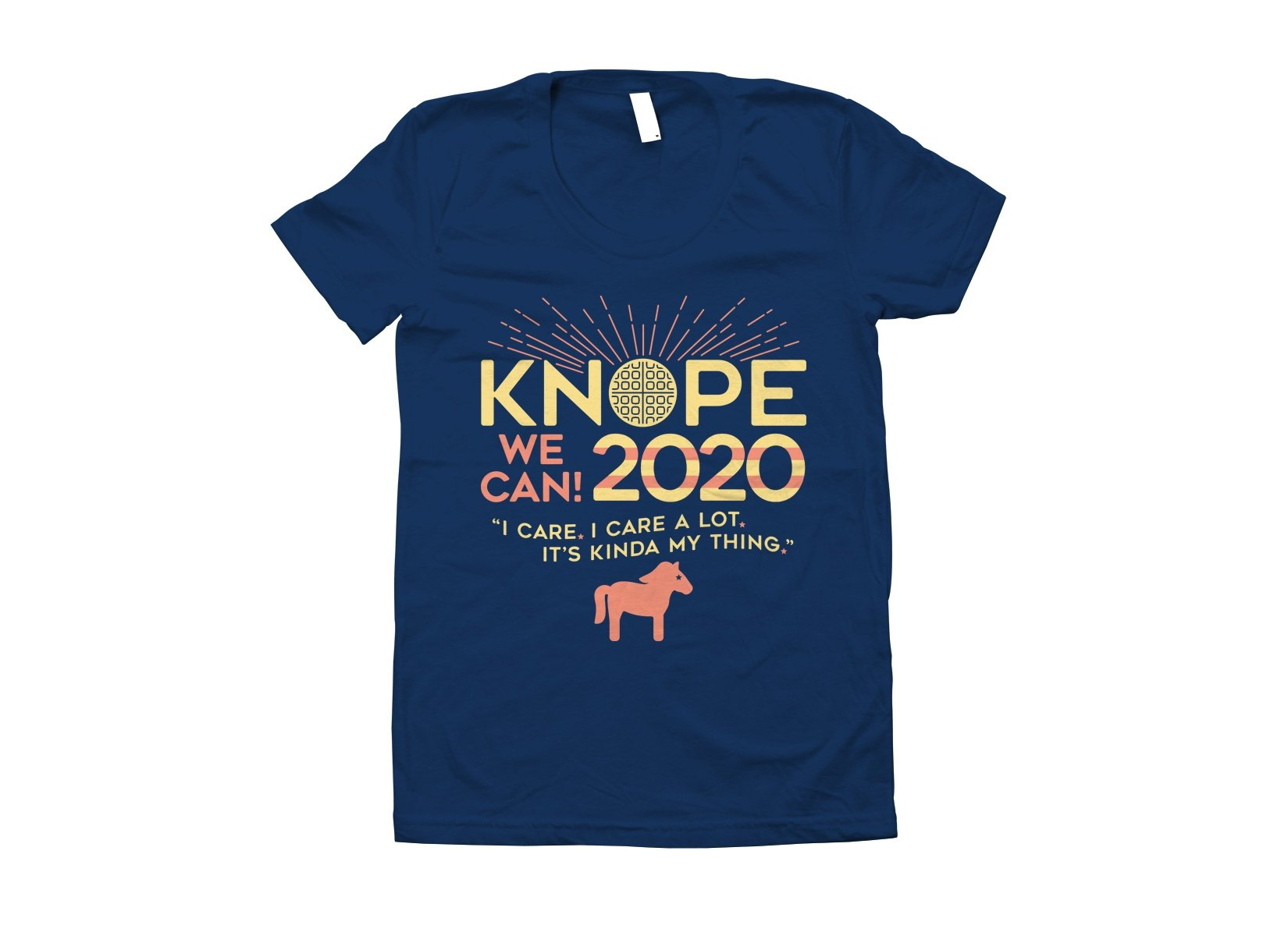 Knope 2020 on Juniors T-Shirt