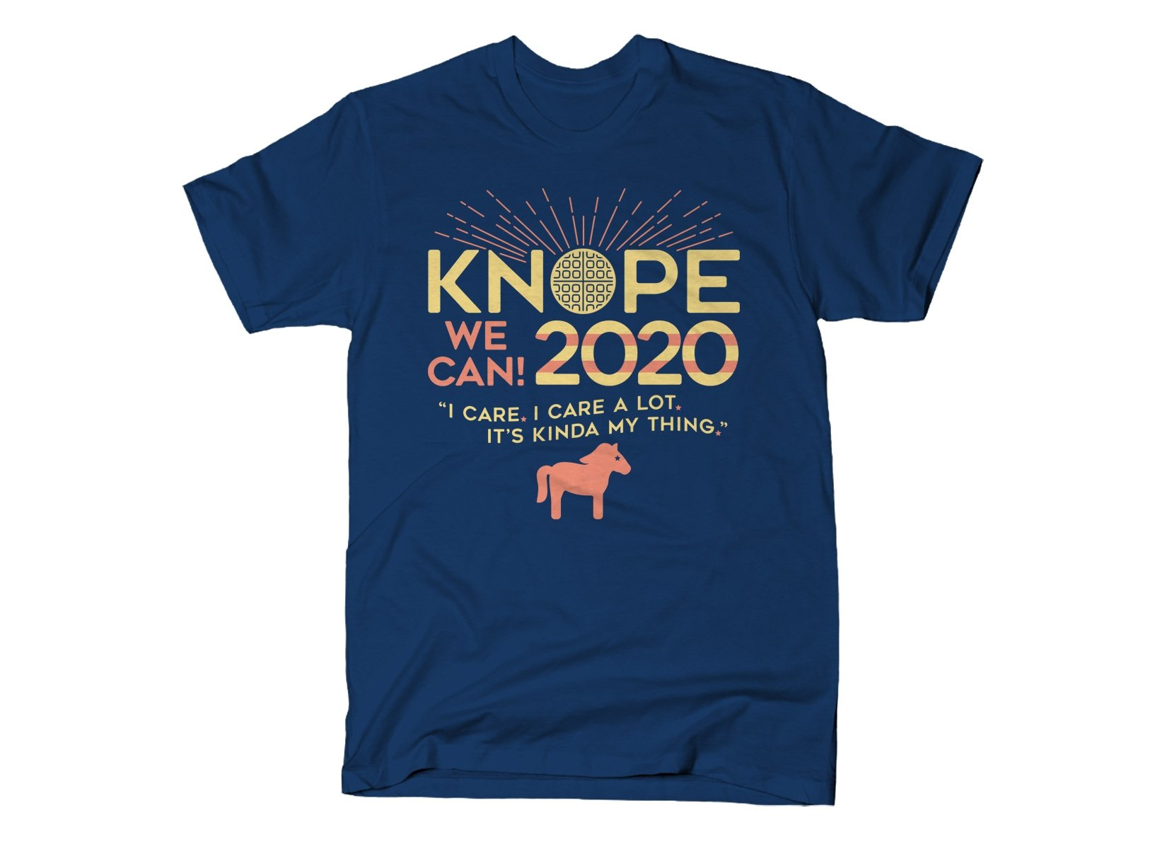 Knope 2020 on Mens T-Shirt