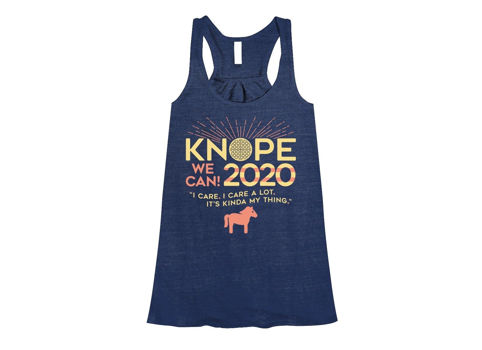 Knope 2020 on Womens Tanks T-Shirt