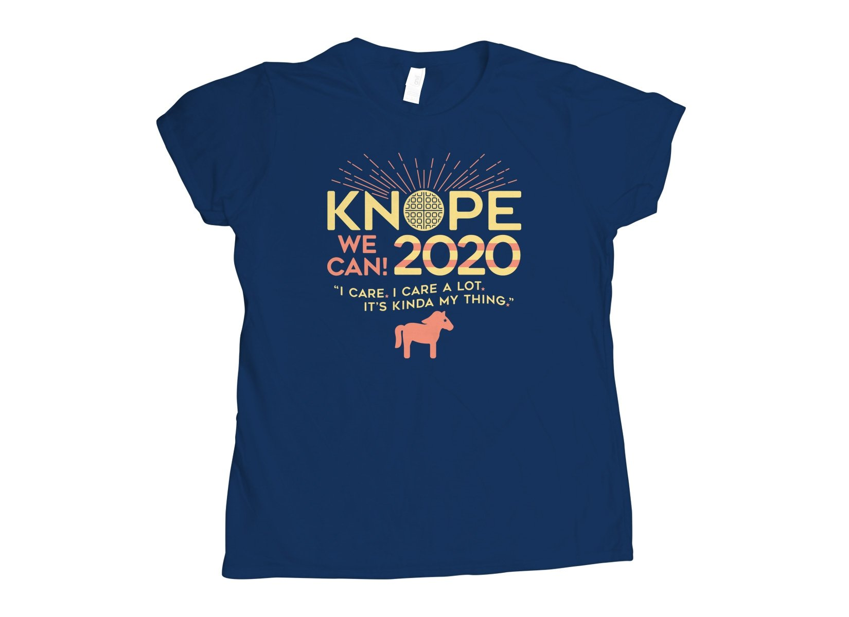 Knope 2020 on Womens T-Shirt