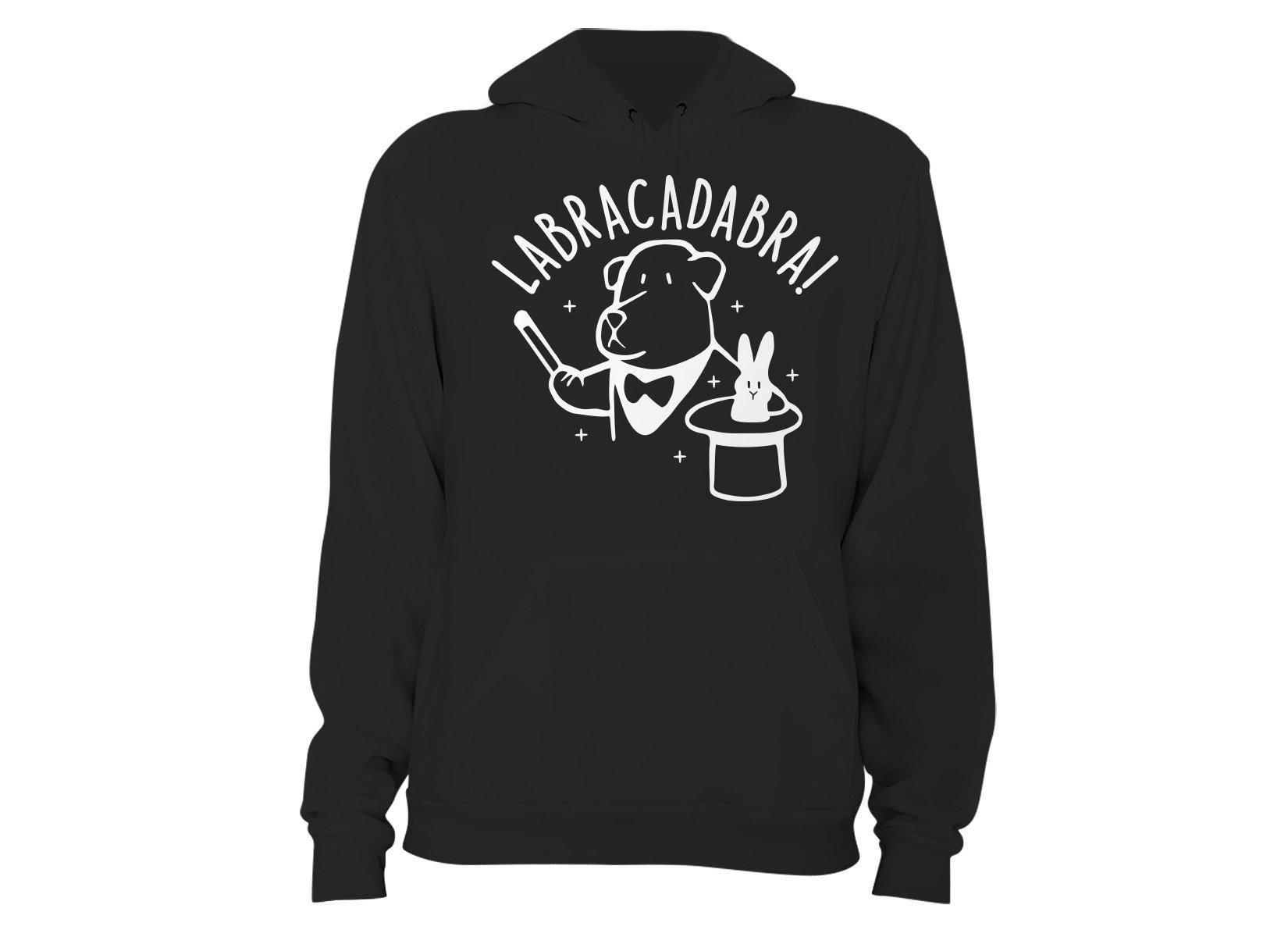Labracadabra on Hoodie