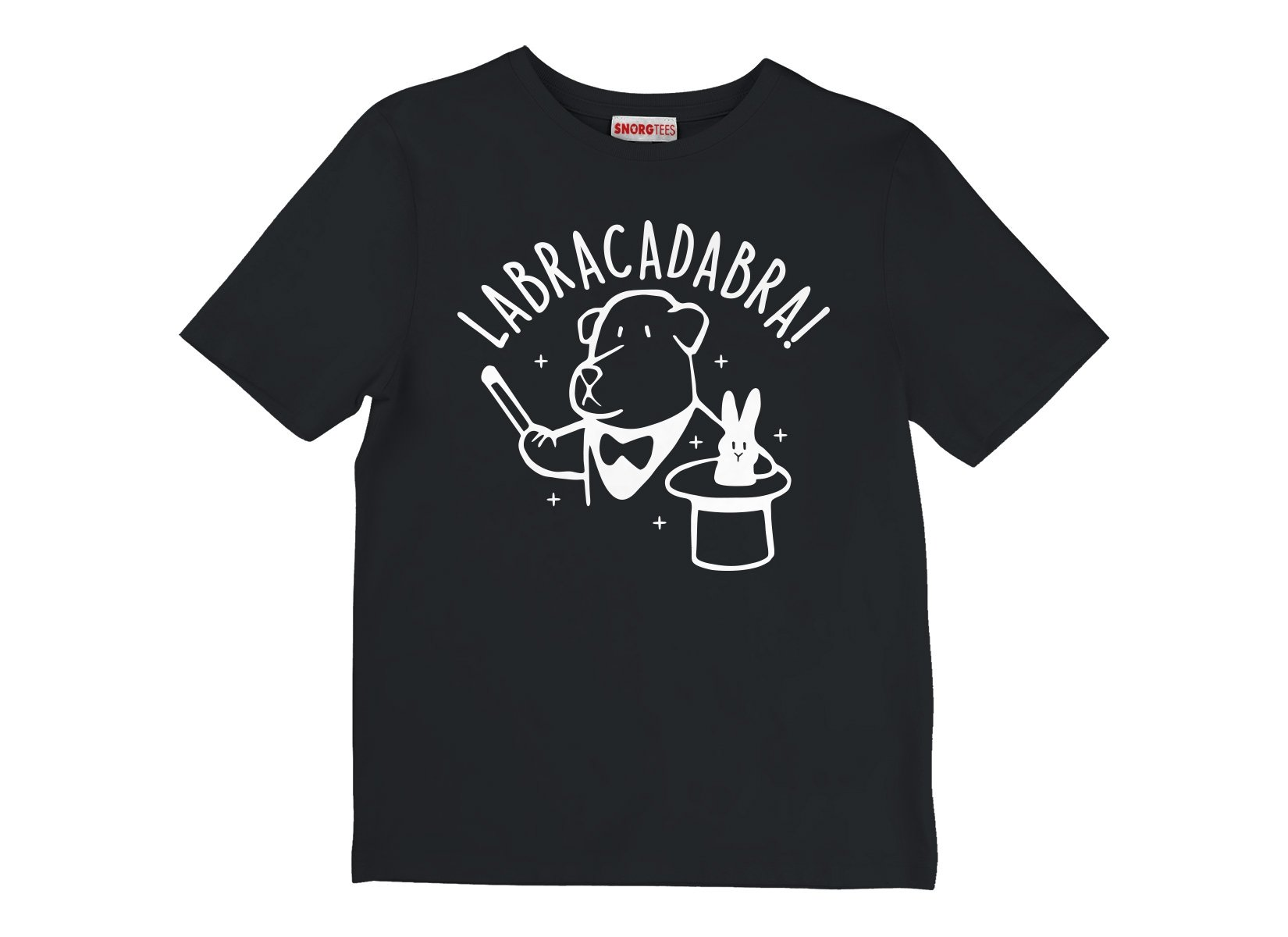 Labracadabra on Kids T-Shirt