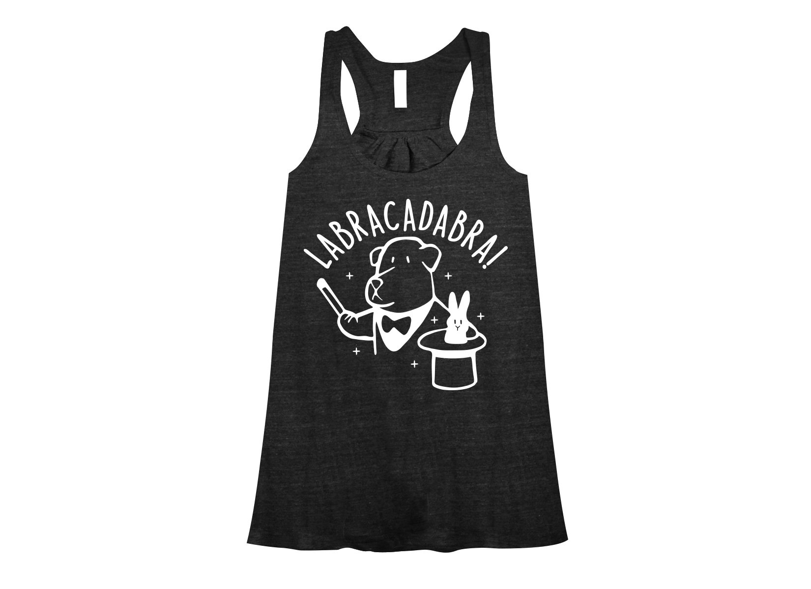 Labracadabra on Womens Tanks T-Shirt