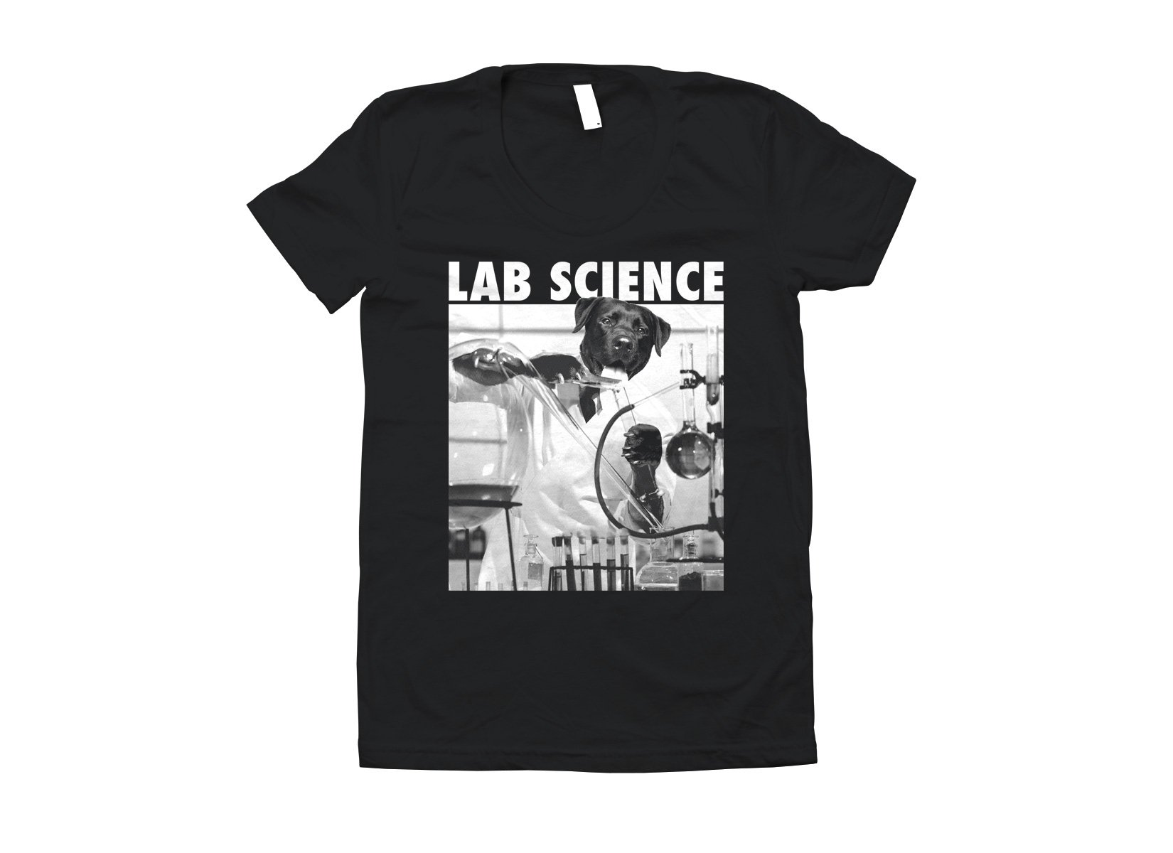 Lab Science on Juniors T-Shirt