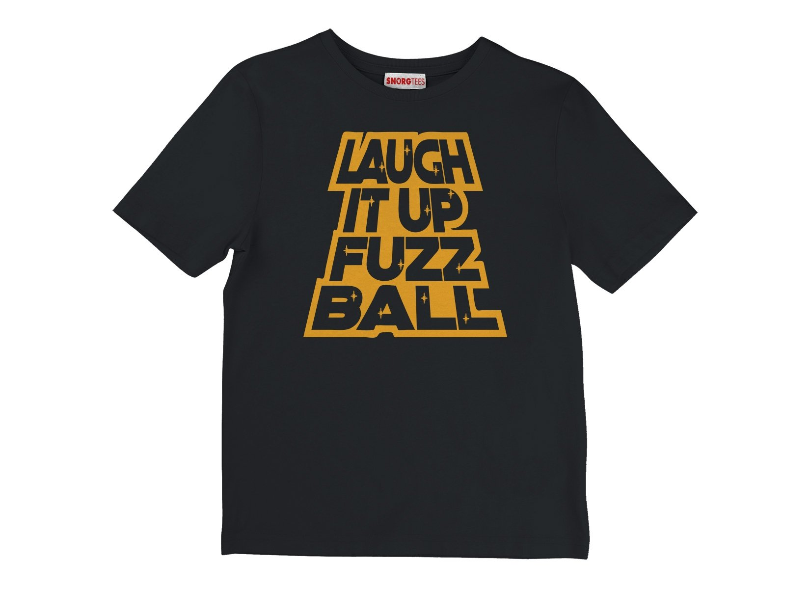 Laugh It Up Fuzzball on Kids T-Shirt