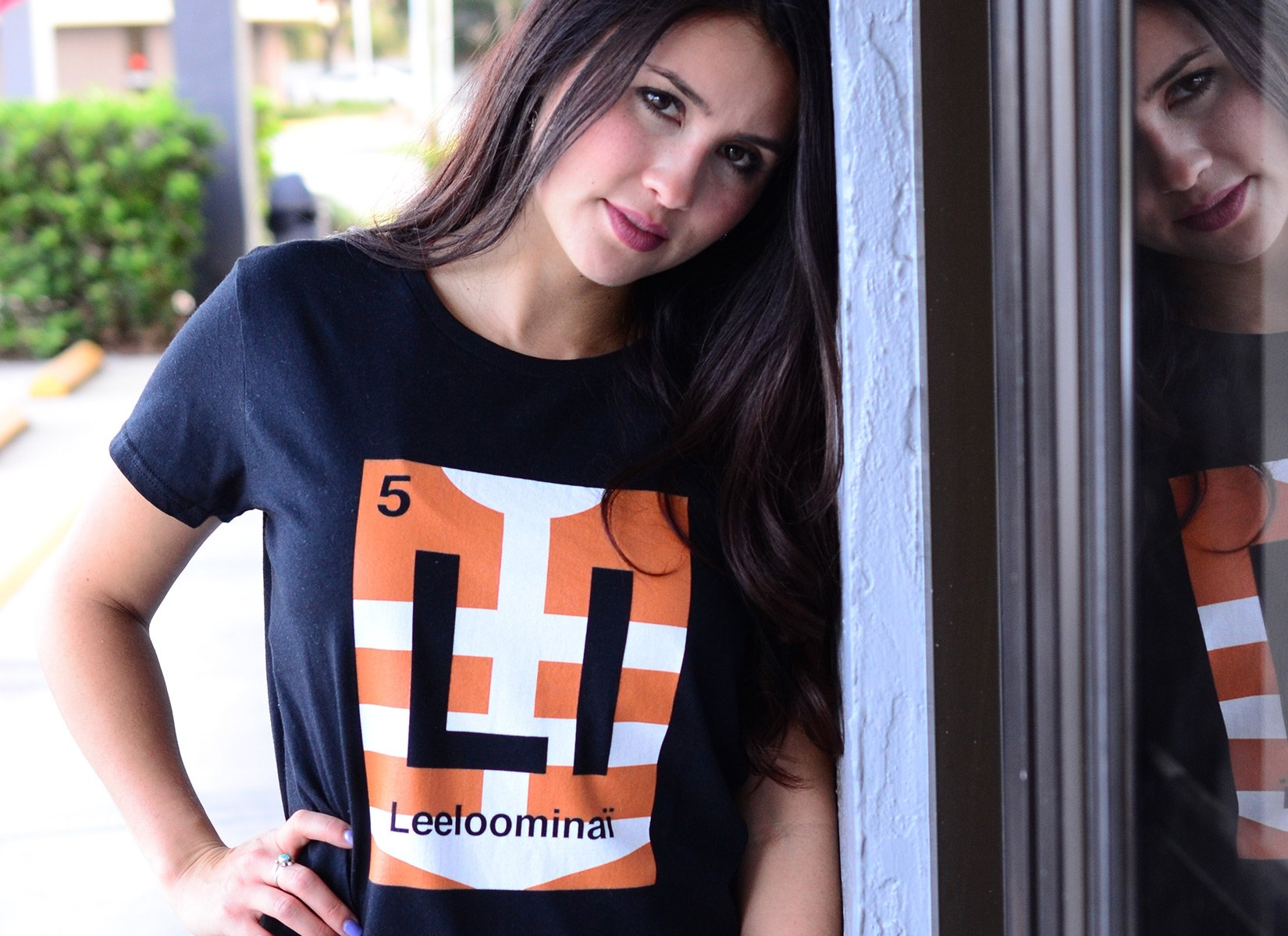 Element Number 5 on Womens T-Shirt