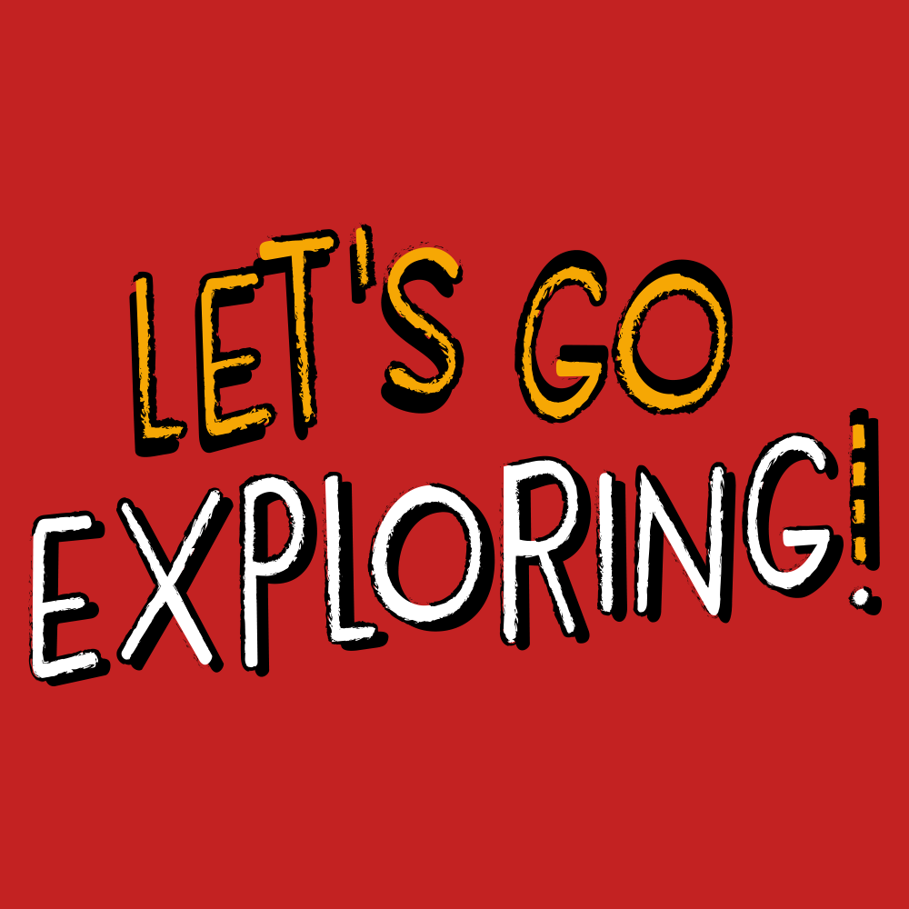 Let S Go To The Movies: Let's Go Exploring!