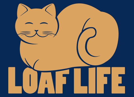 Loaf Life on Kids T-Shirt