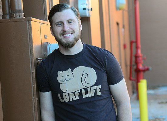Loaf Life on Mens T-Shirt