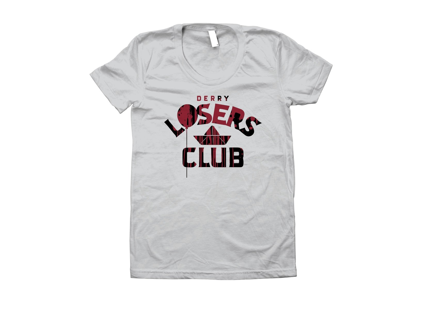 Derry Losers Club on Juniors T-Shirt
