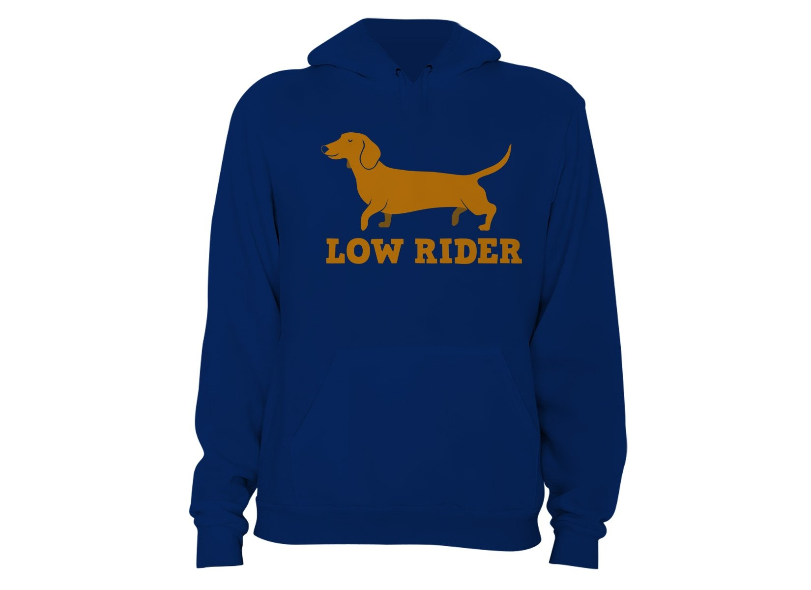 Low Rider on Hoodie