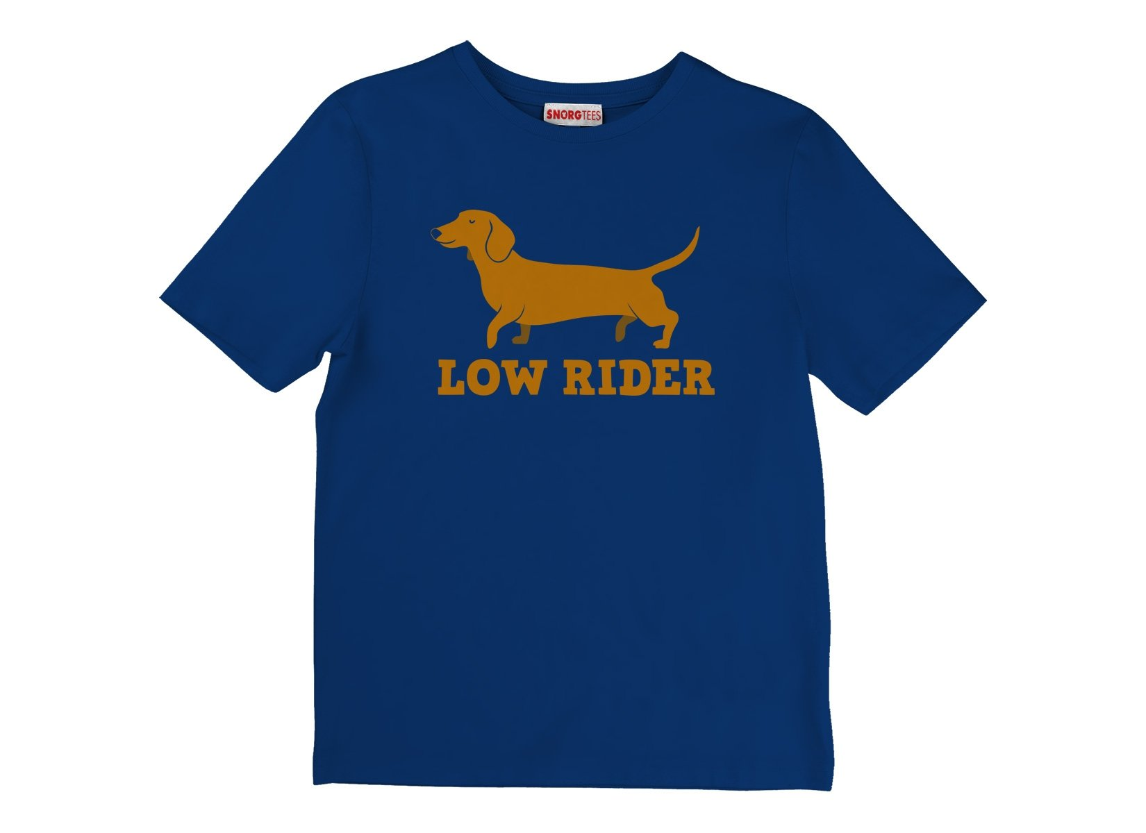 Low Rider on Kids T-Shirt