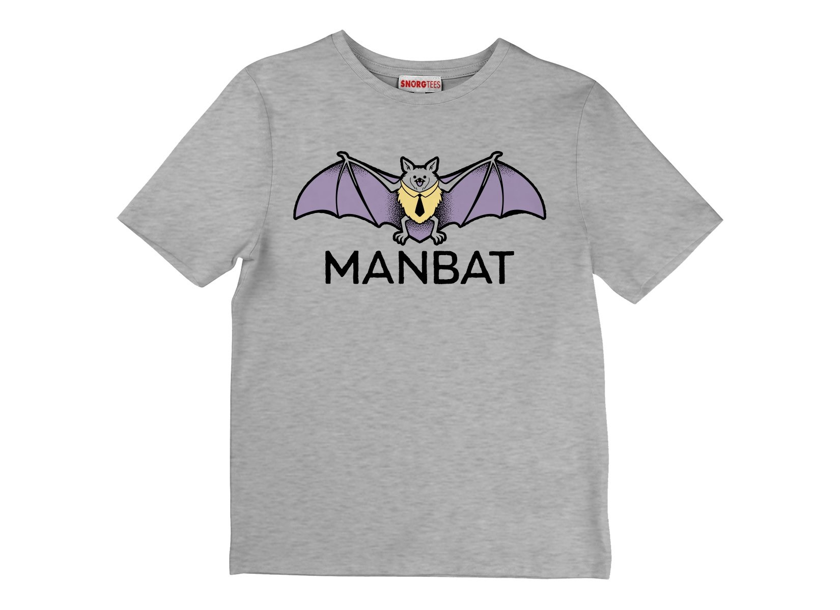 Manbat on Kids T-Shirt