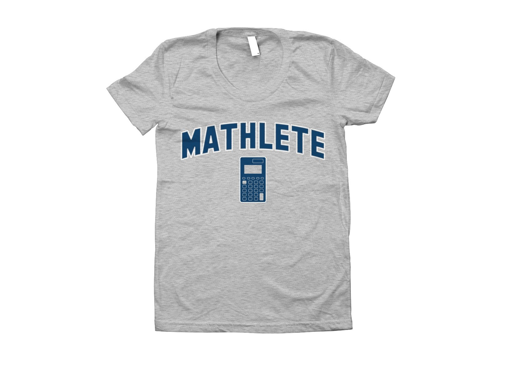 Mathlete on Juniors T-Shirt