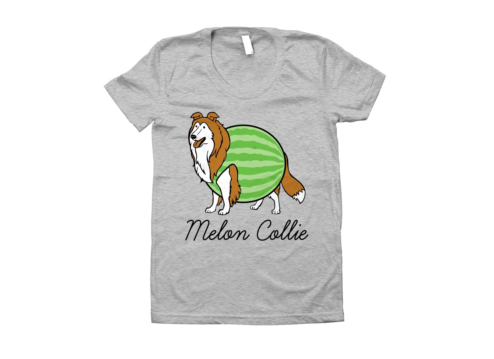 Melon Collie on Juniors T-Shirt