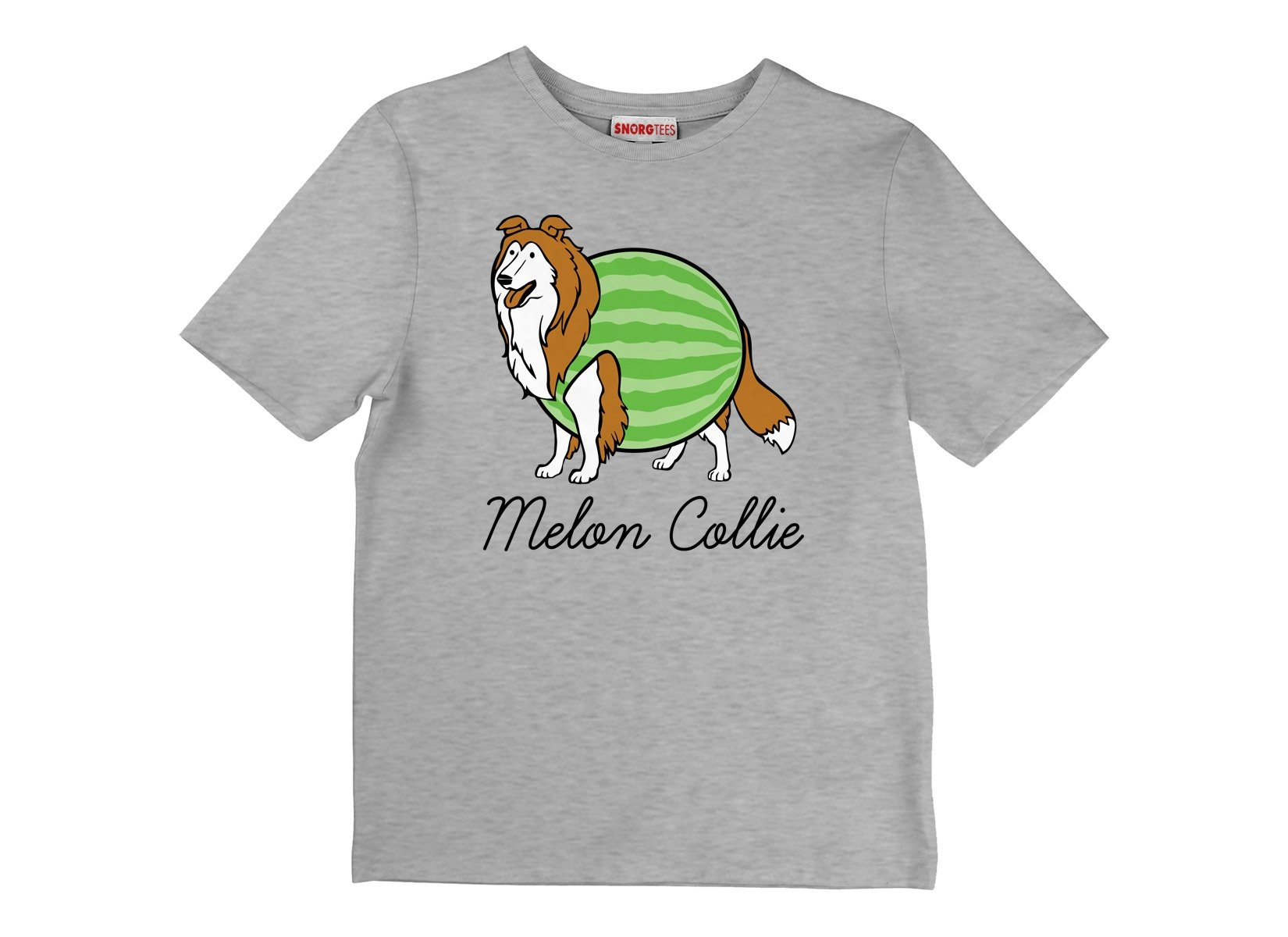 Melon Collie on Kids T-Shirt