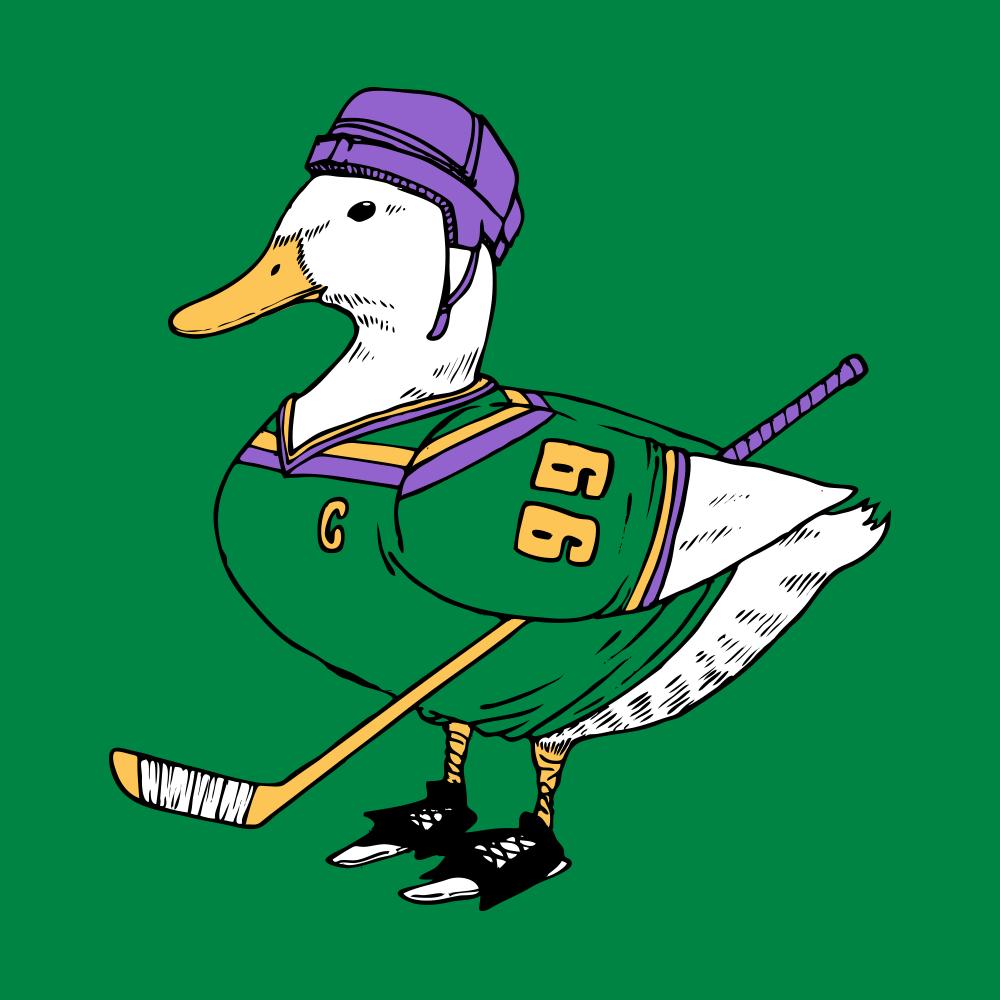 Mighty Ducks Zeichentrick