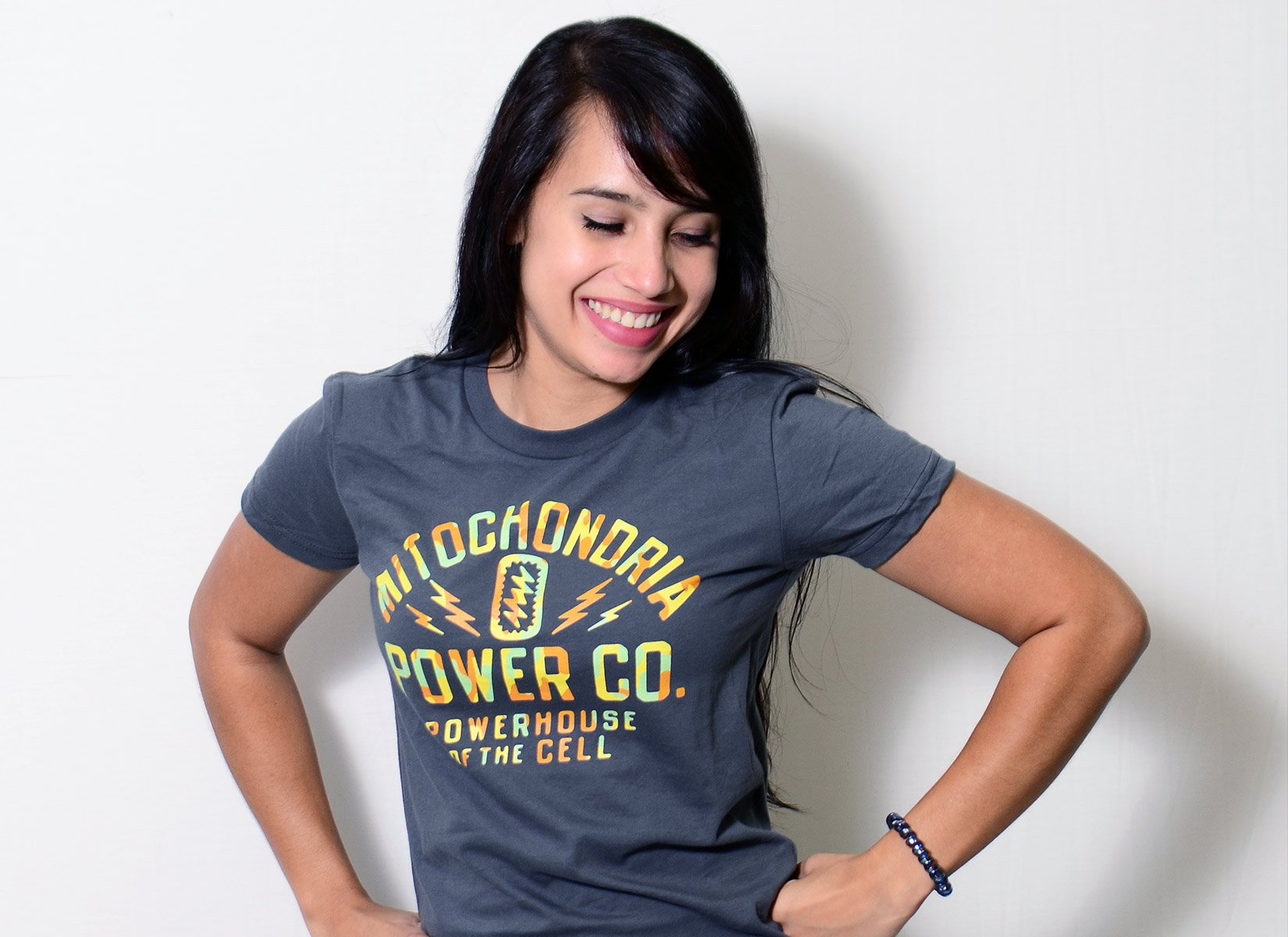 Mitochondria Powerhouse Of The Cell on Juniors T-Shirt