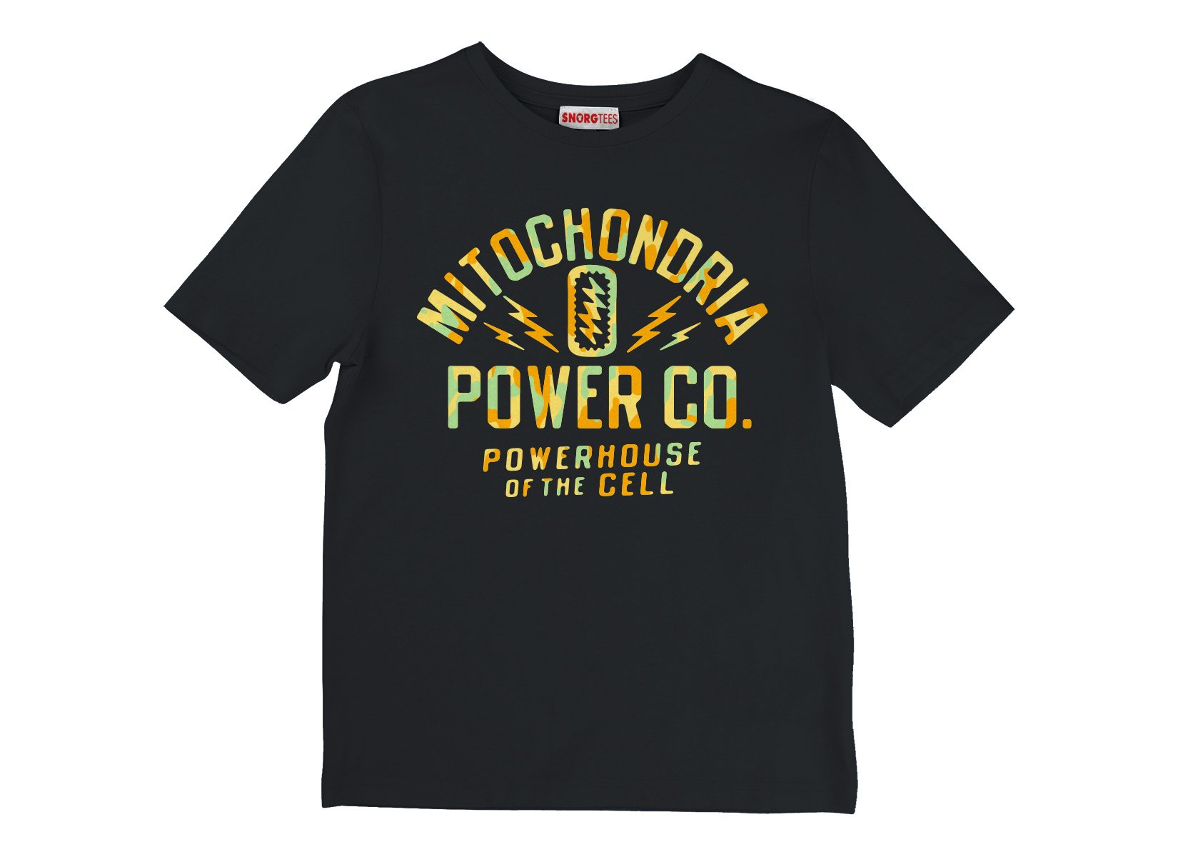 Mitochondria Powerhouse Of The Cell on Kids T-Shirt