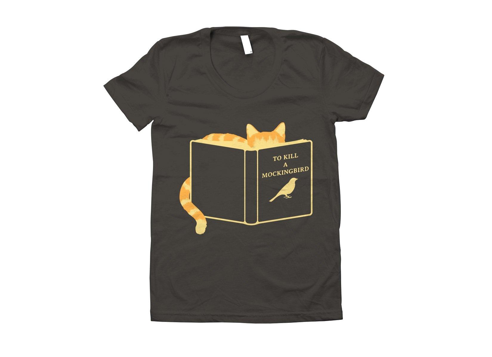 To Kill A Mockingbird on Juniors T-Shirt