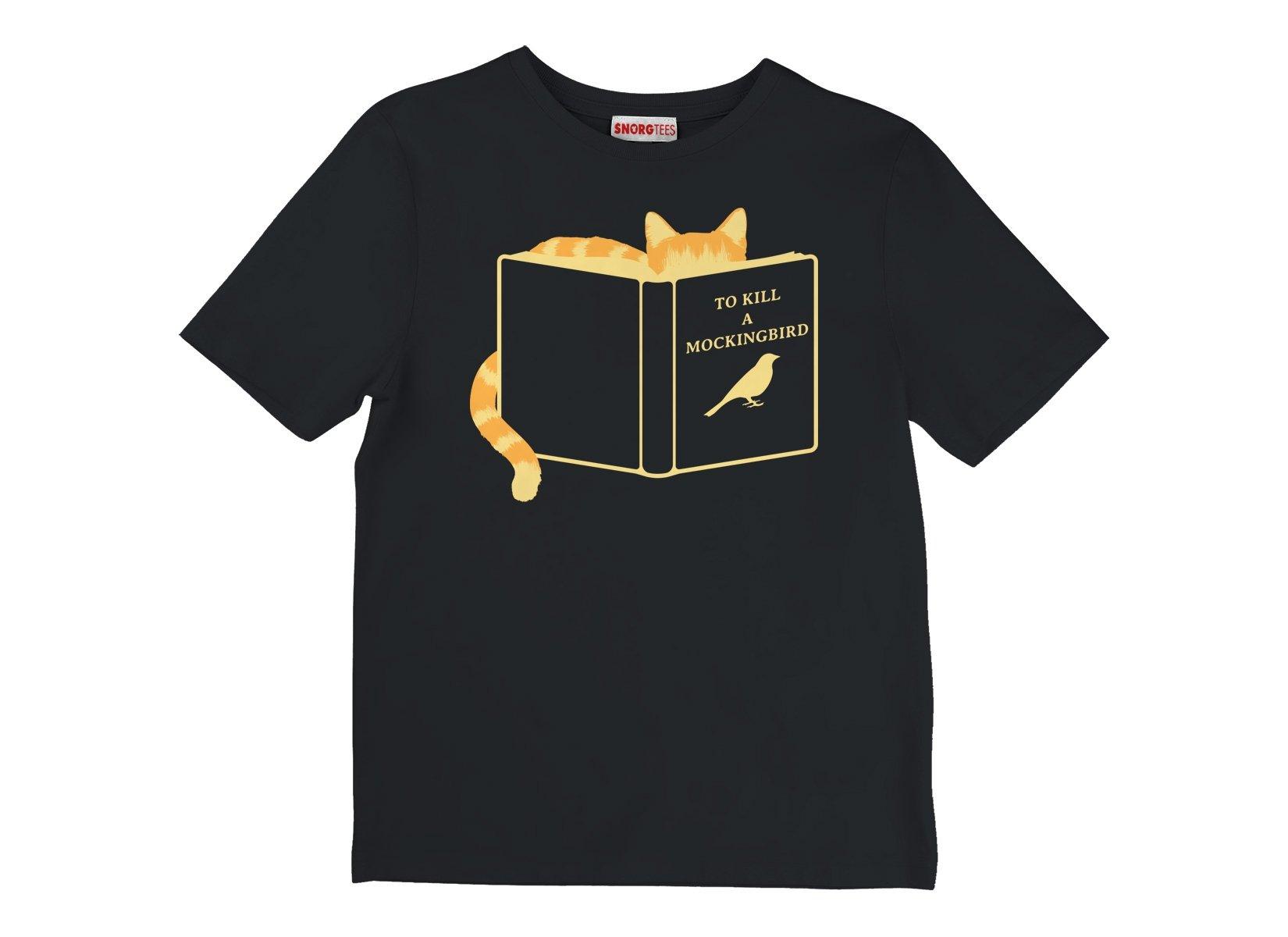 To Kill A Mockingbird on Kids T-Shirt
