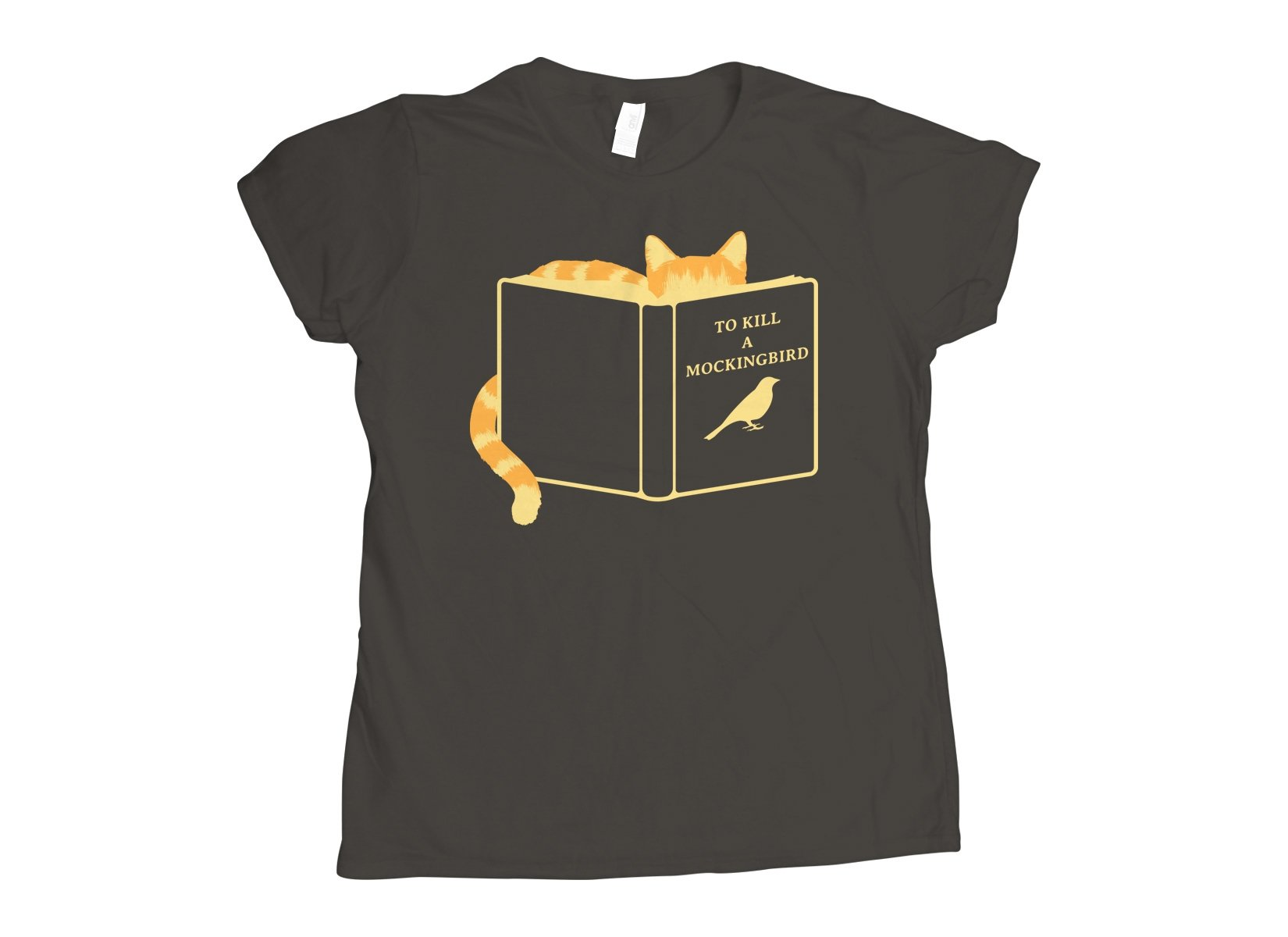To Kill A Mockingbird on Womens T-Shirt