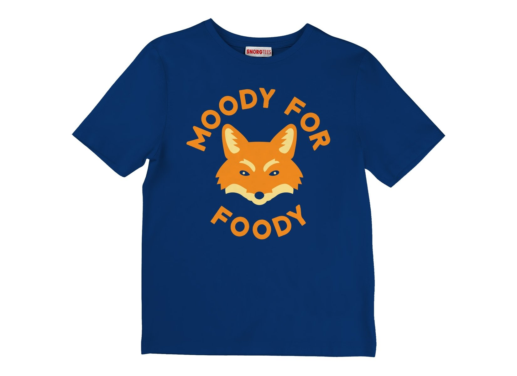 Moody For Foody on Kids T-Shirt
