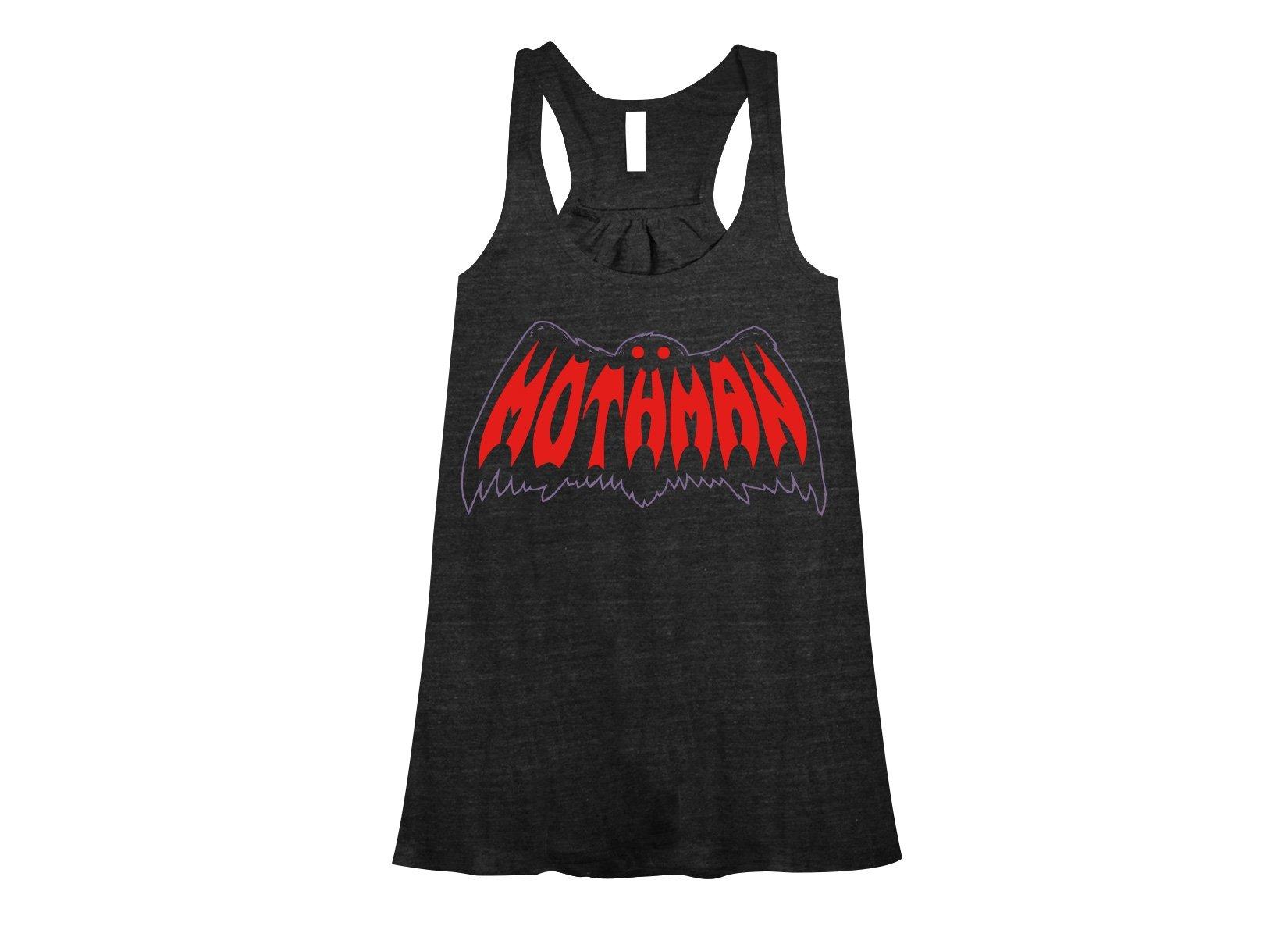 Mothman on Womens Tanks T-Shirt