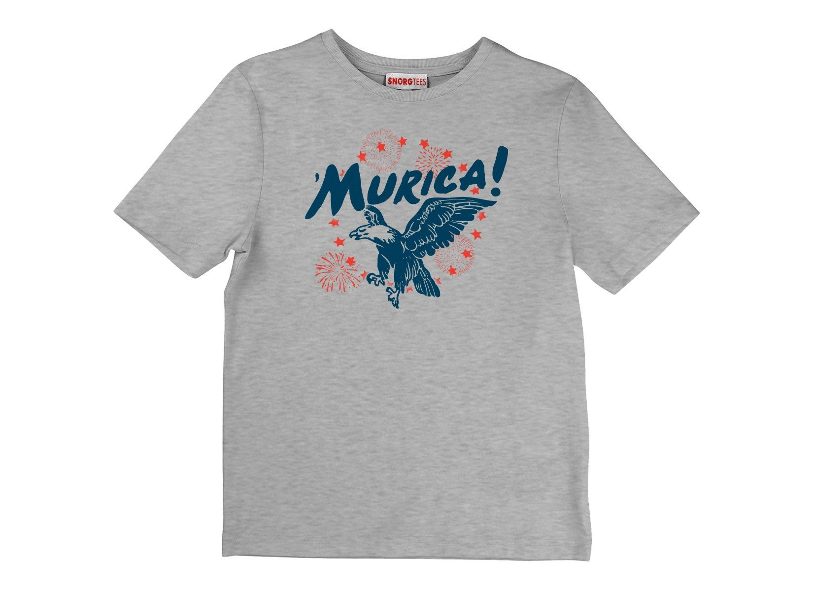 'Murica on Kids T-Shirt