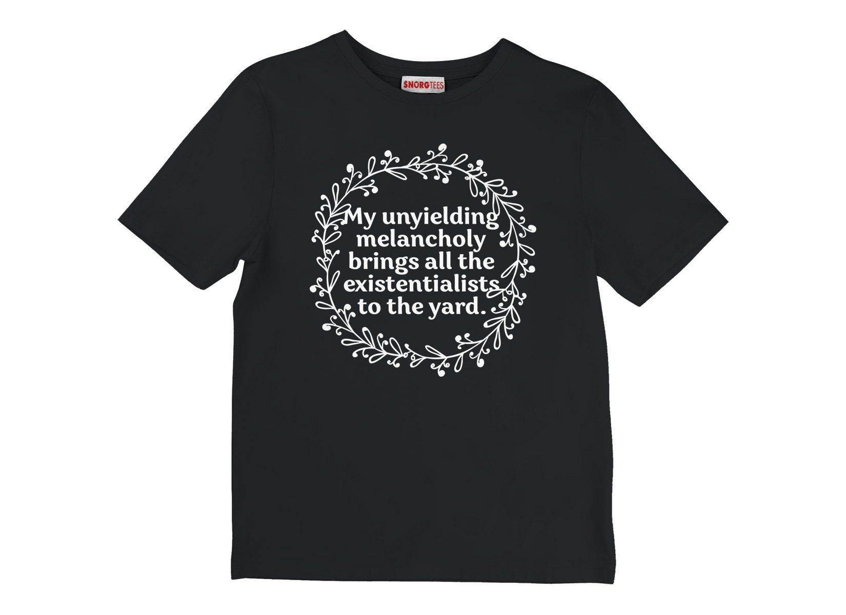 My Unyielding Melancholy on Kids T-Shirt