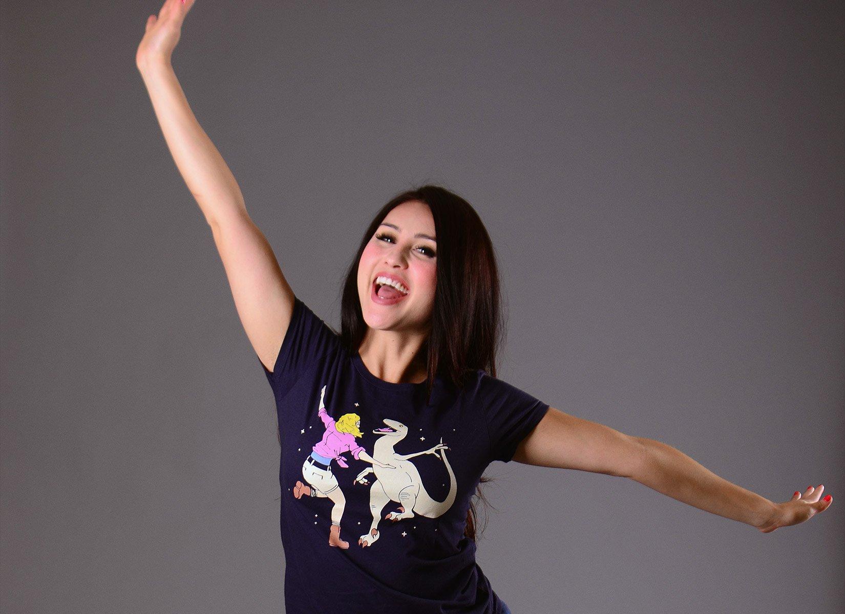 Park Of Stars on Womens T-Shirt