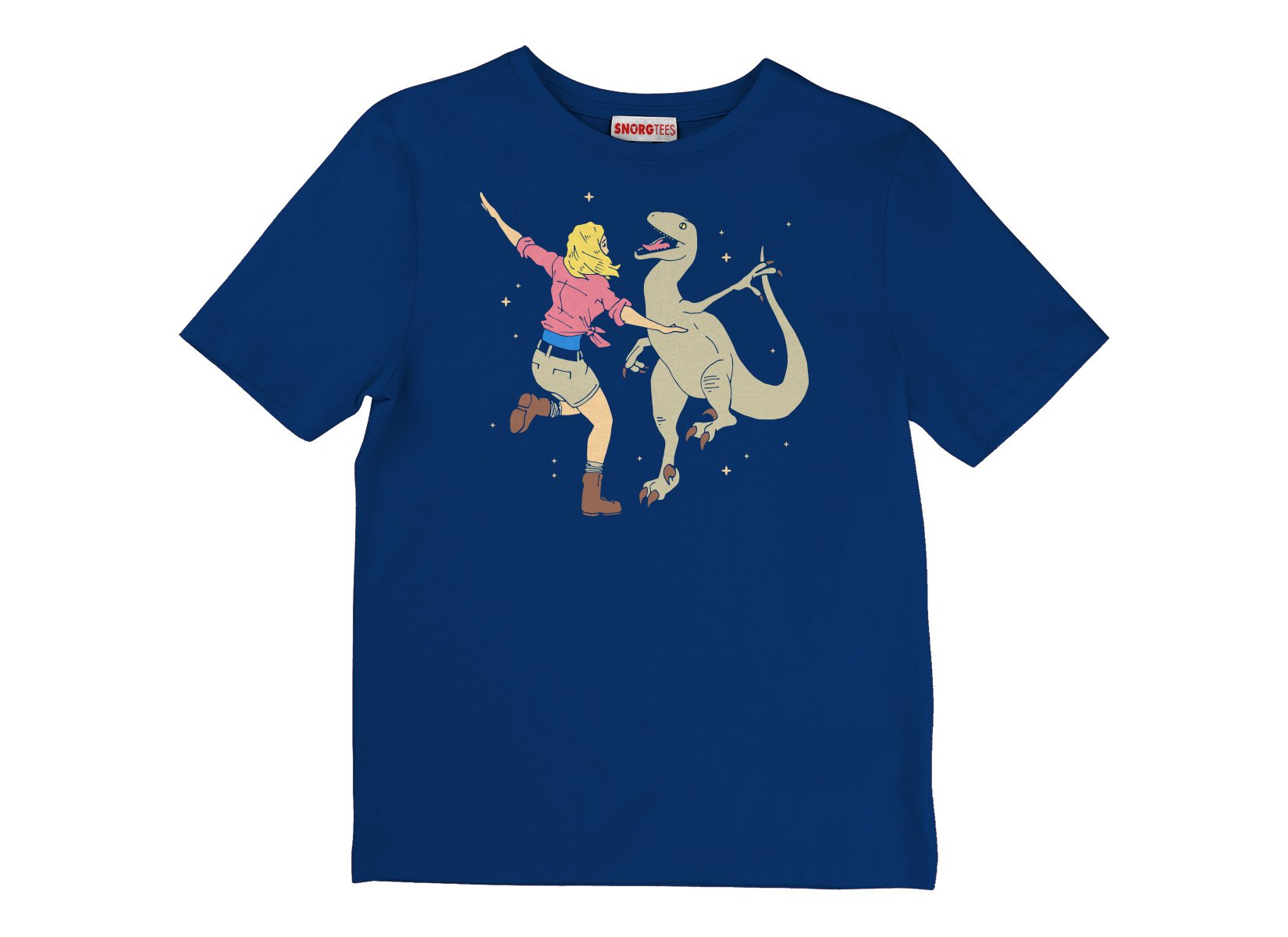 Park Of Stars on Kids T-Shirt