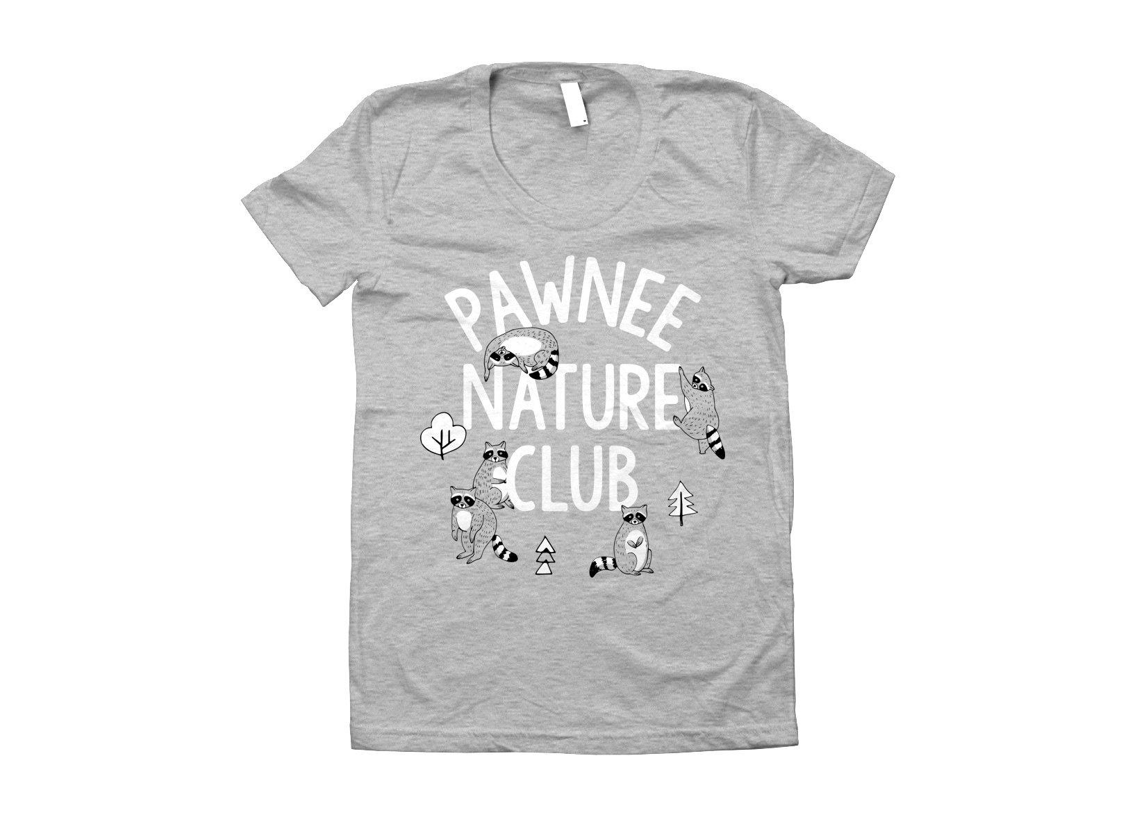 Pawnee Nature Club on Juniors T-Shirt