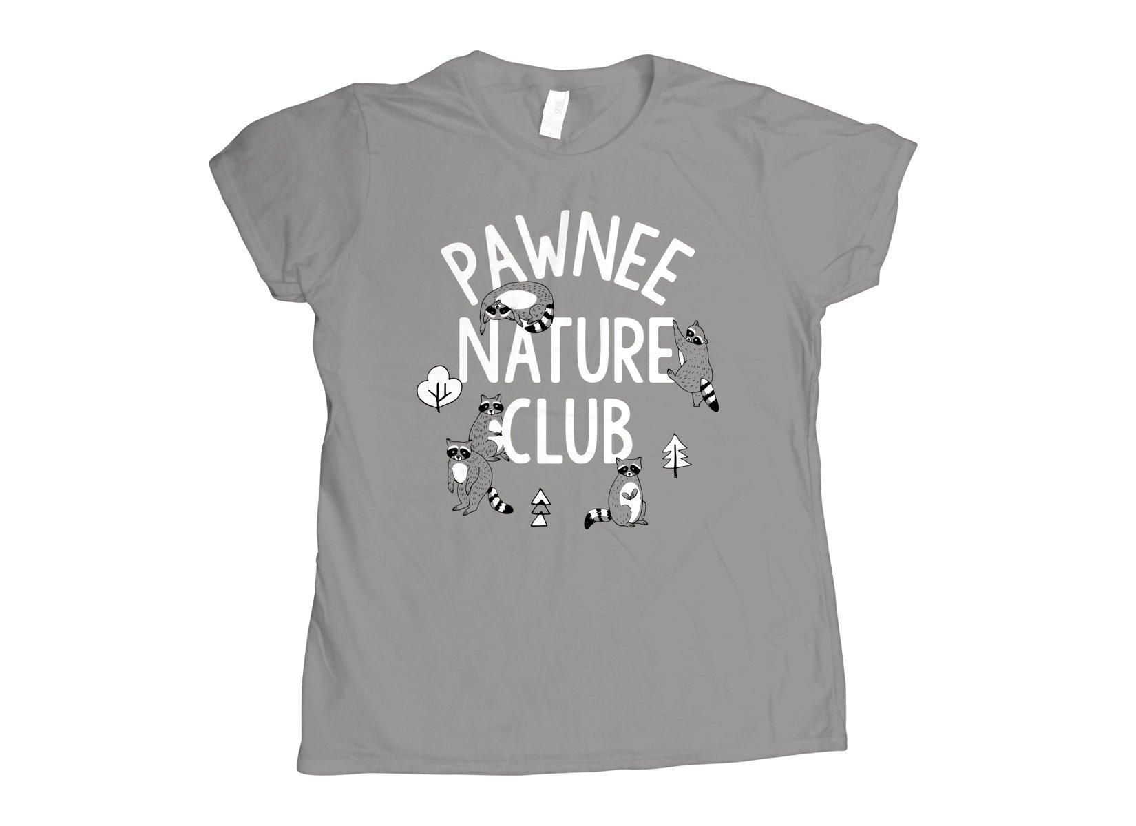 Pawnee Nature Club on Womens T-Shirt