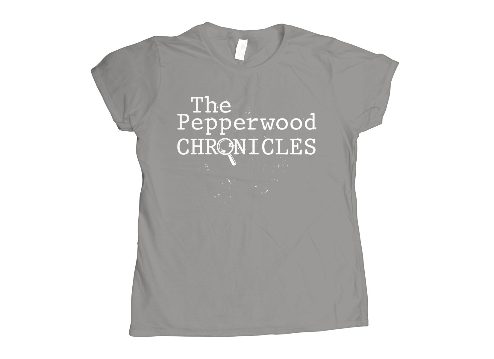 The Pepperwood Chronicles on Womens T-Shirt
