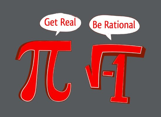 Pi Be Rational on Mens T-Shirt
