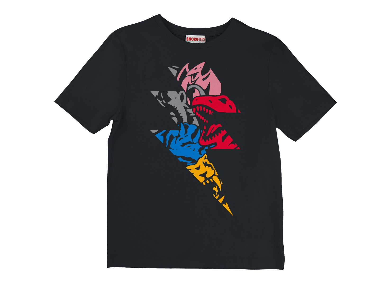 Powerzord on Kids T-Shirt