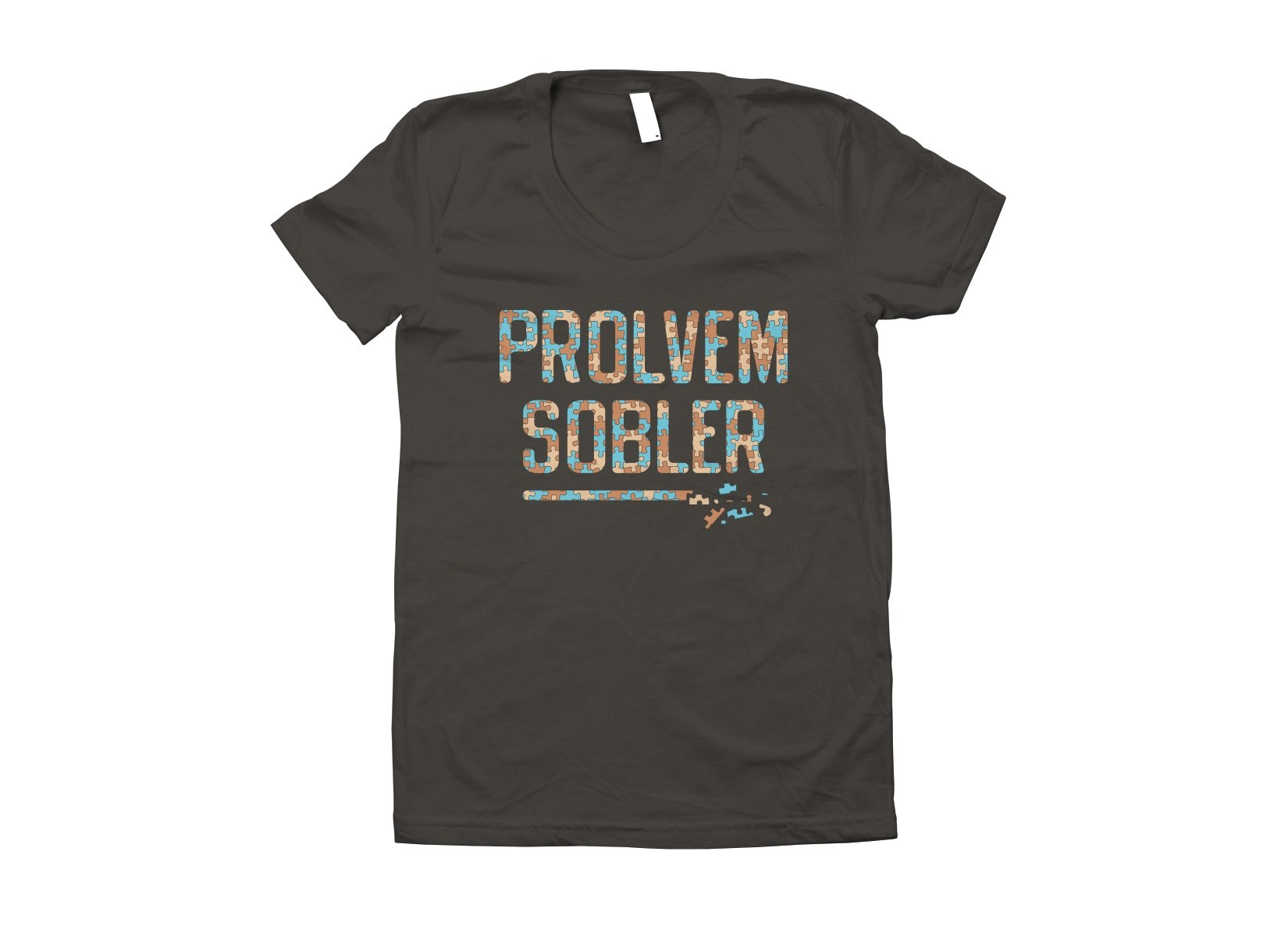 Prolvem Sobler on Juniors T-Shirt