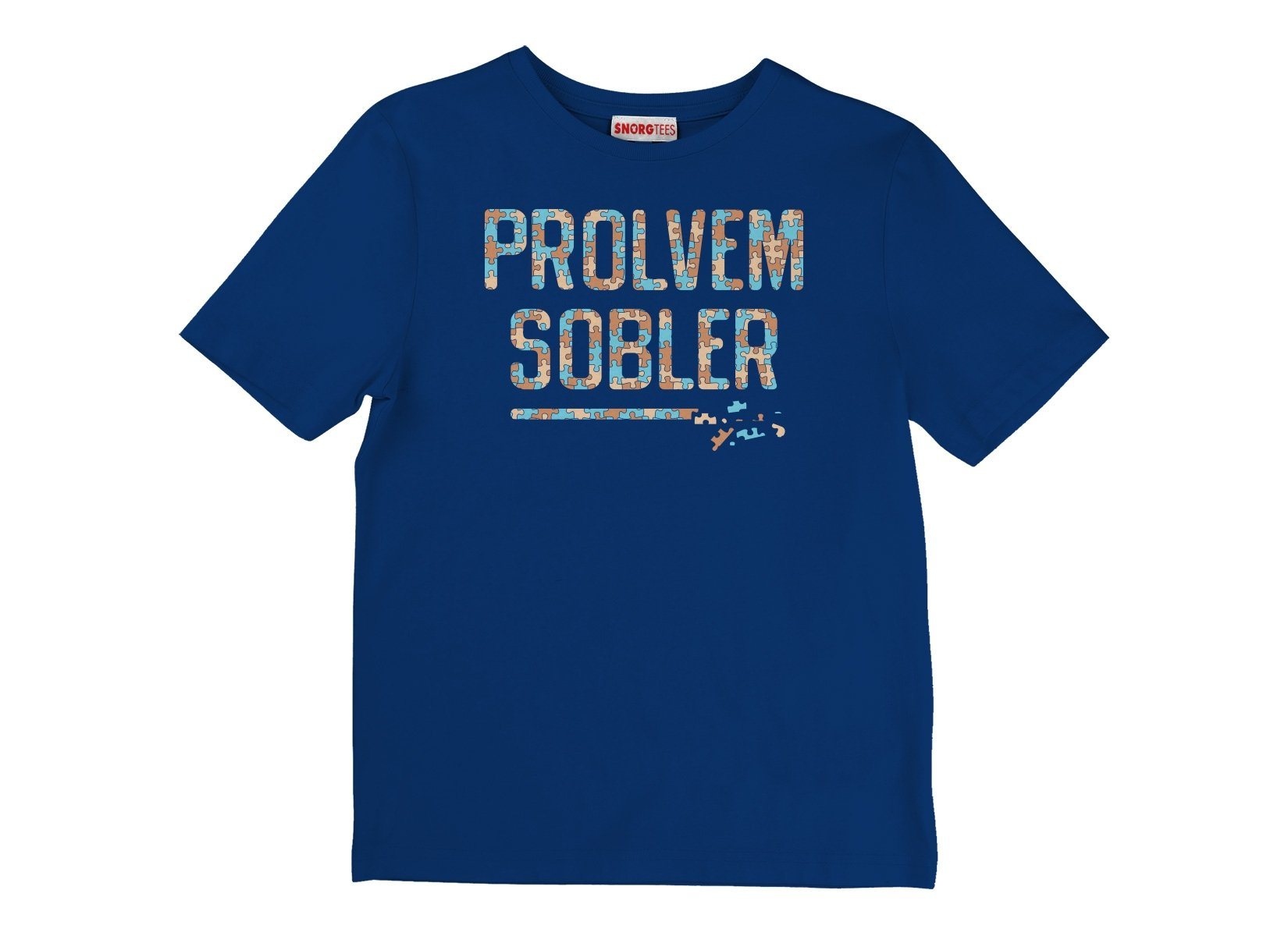 Prolvem Sobler on Kids T-Shirt