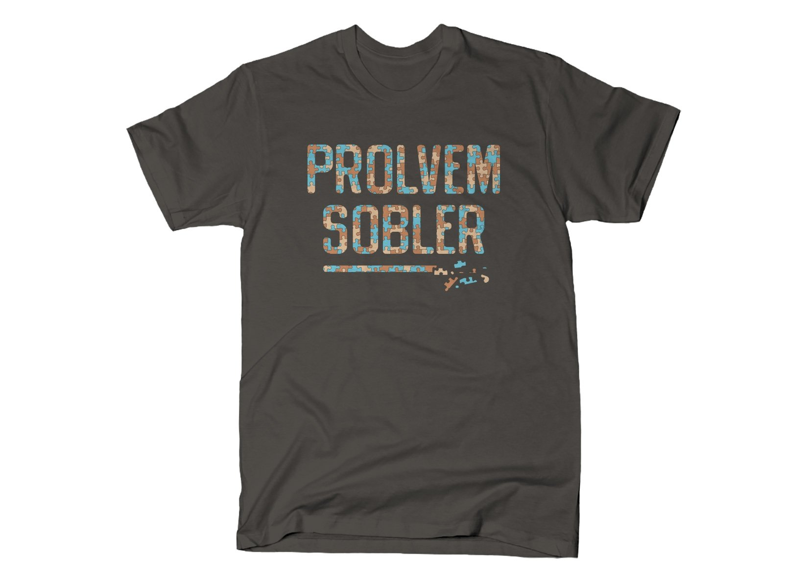 Prolvem Sobler on Mens T-Shirt