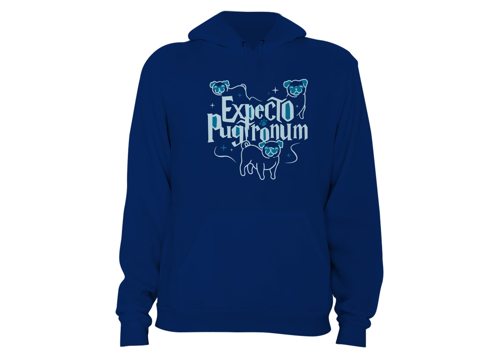 Expecto Pugtronum on Hoodie